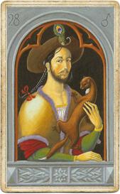 Мистическая Ленорман, Мужчина