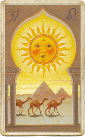 Мистическая Ленорман, Солцне