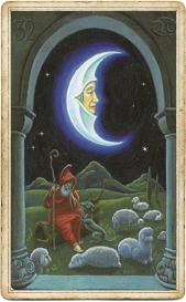 Мистическая Ленорман, Луна