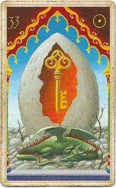Мистическая Ленорман, Ключ