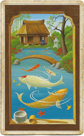 Мистическая Ленорман, Рыба