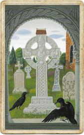 Мистическая Ленорман, Крест