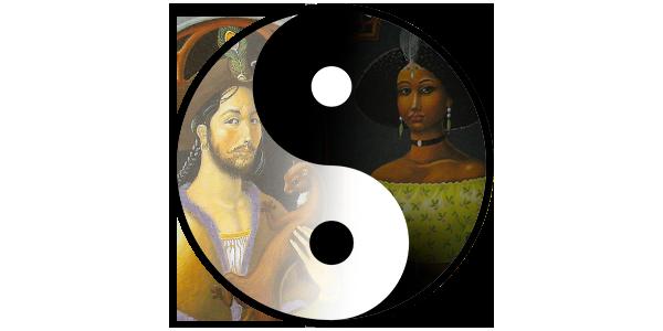 Мужчина и Женщина как Инь и Ян