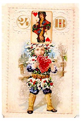 Рождественский Ленорман, Сердце